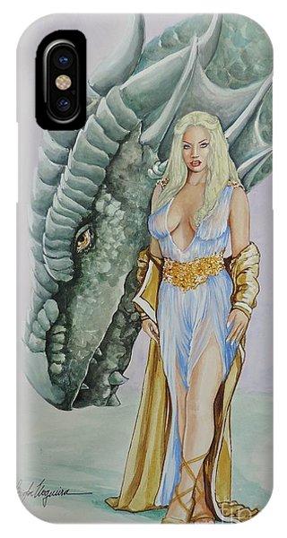Daenerys Targaryen - Game Of Thrones IPhone Case
