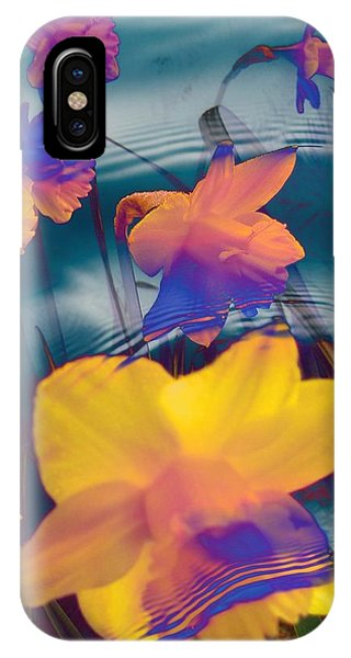 Daffodils #1 IPhone Case