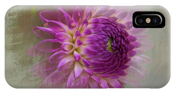 Dahlia Dream IPhone Case
