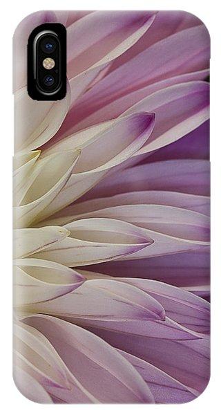 Dahlia Petals 2 IPhone Case