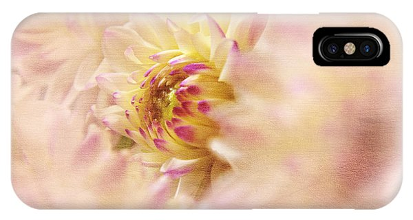 Dahlia2 IPhone Case
