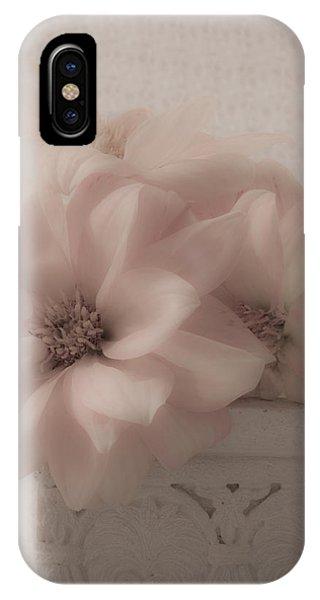 Dahlias Oh So Soft IPhone Case