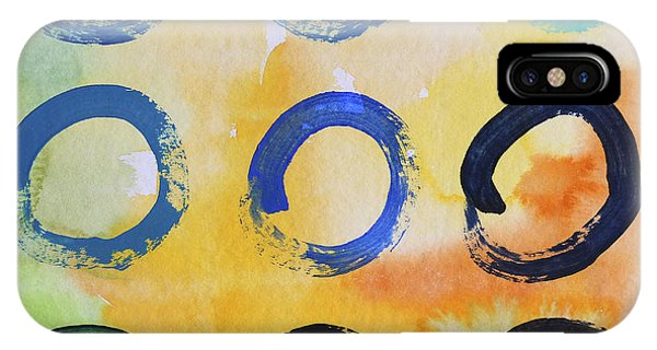 Daily Enso - The Nine IPhone Case