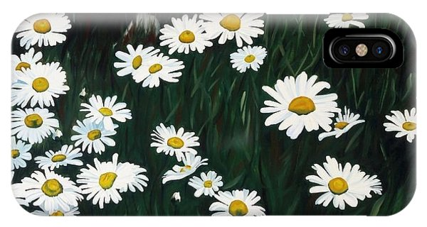 Daisy Bouquet IPhone Case