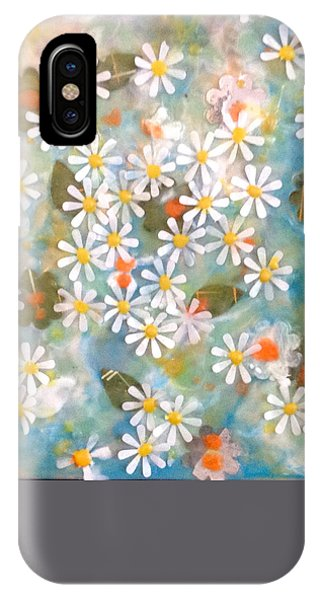 The Poet's Garden IPhone Case