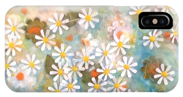 Daisy Days IPhone Case