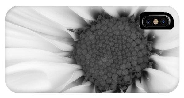 Daisy iPhone Case - Daisy Flower Macro by Tom Mc Nemar