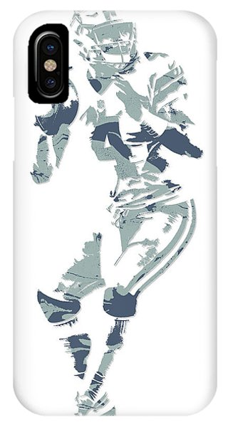 Dak Prescott Dallas Cowboys Pixel Art 13 IPhone Case