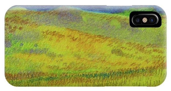Dakota Dream Land IPhone Case