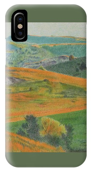 Dakota Prairie Dream IPhone Case