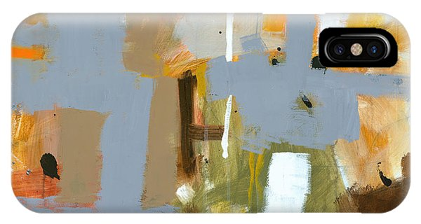 Abstract Expression iPhone Case - Dakota Street 6 by Douglas Simonson