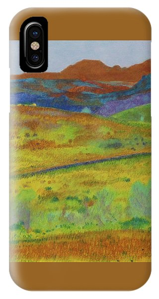 Dakota Territory Dream IPhone Case