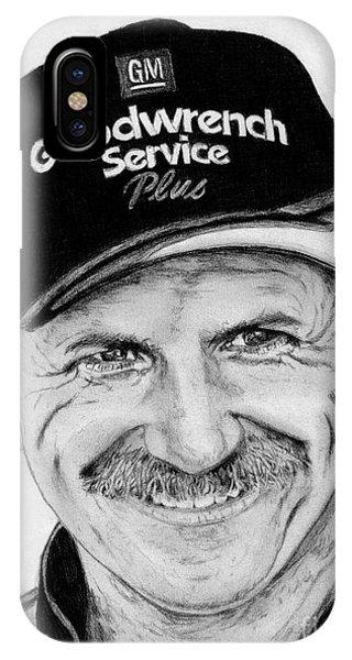 Dale Earnhardt Sr In 2001 IPhone Case