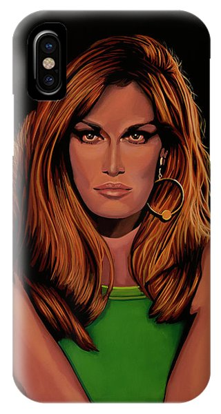French Artist iPhone Case - Dalida 2 by Paul Meijering
