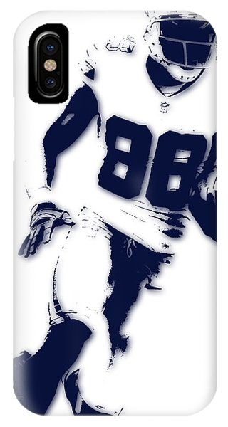 Dallas Cowboys Dez Bryant IPhone Case