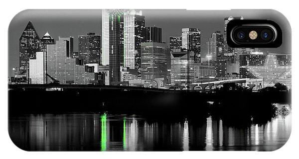 Dallas Skyline Gr91217 IPhone Case