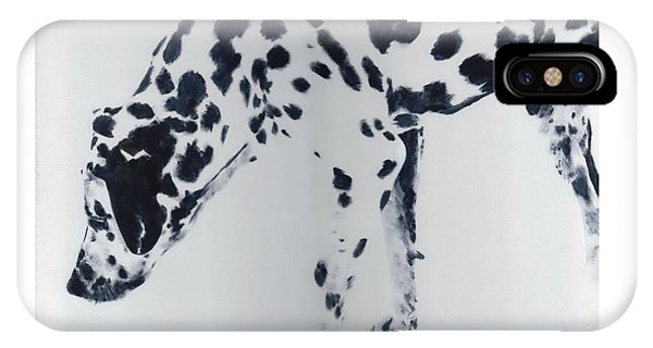 Dalmation IPhone Case