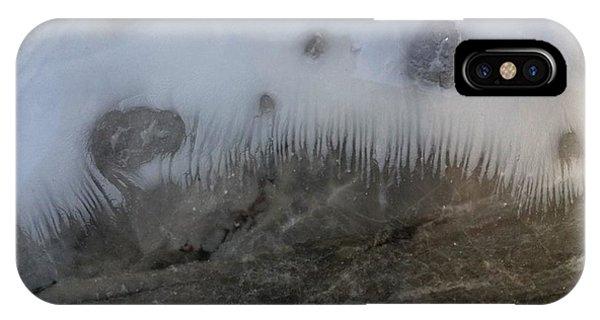 Dalton Deep Sea Fish Toof IPhone Case