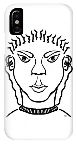 Damiao IPhone Case