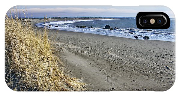 Damon Point IPhone Case