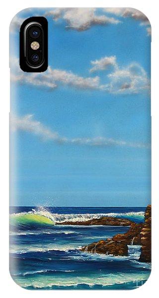 Dana Point Walk IPhone Case