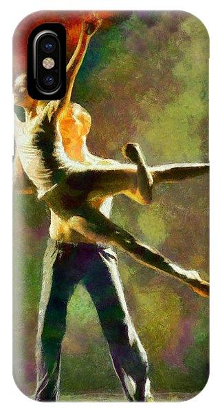 Dance 3 IPhone Case