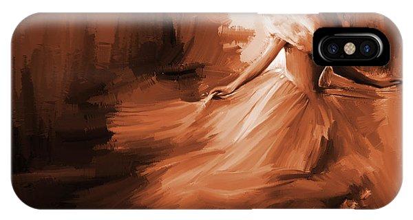 Dance In A Dream 01 IPhone Case