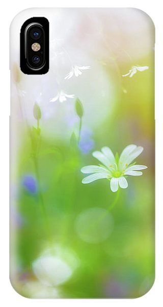 Dance Of The Nature Spirits IPhone Case