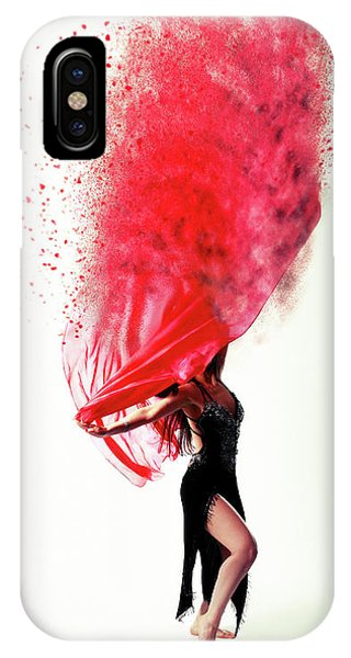 Dance iPhone Case - Dance Of The Viel by Smart Aviation