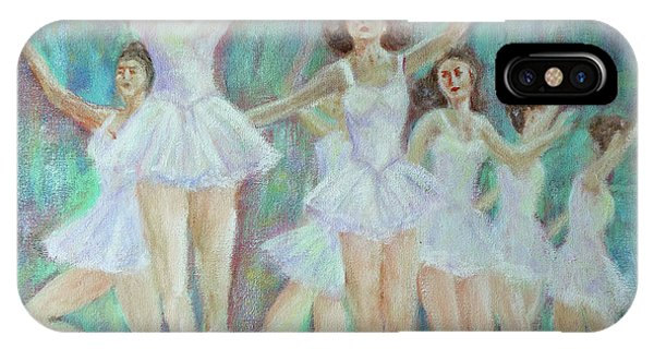Dance Rehearsal IPhone Case