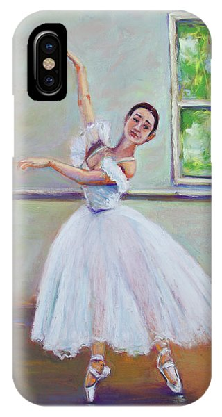 Dancer Phone Case by Joyce A Guariglia