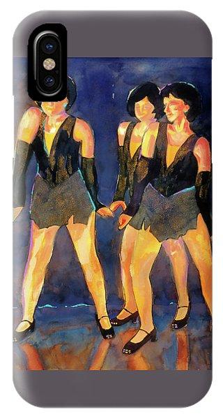 Dancers  Spring Glitz     IPhone Case