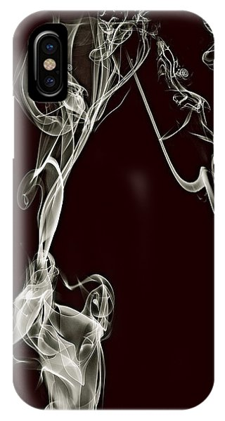 Dancing Apparitions IPhone Case
