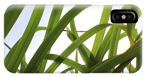 Organic Green IPhone Case