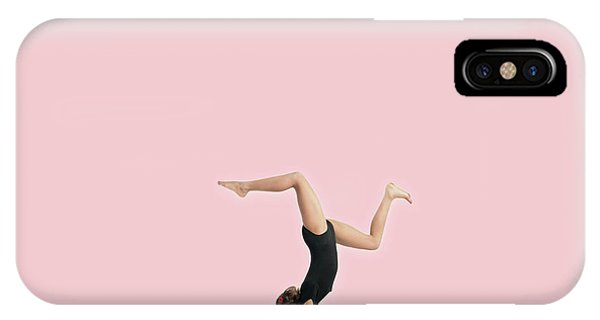 Minimal iPhone Case - Dancing by Caterina Theoharidou
