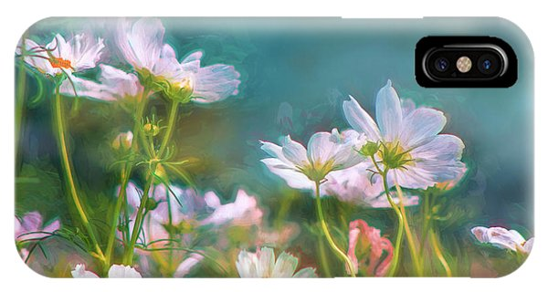 Dancing Cosmos IPhone Case
