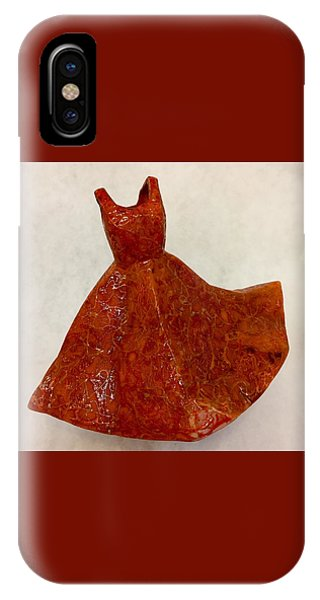 iPhone Case - Dancing Gown by Ann Meany