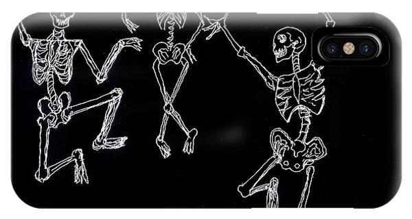 Dancing In The Dark IPhone Case