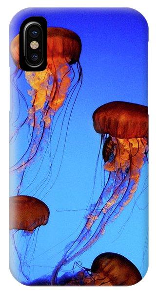 Dancing Jellyfish IPhone Case