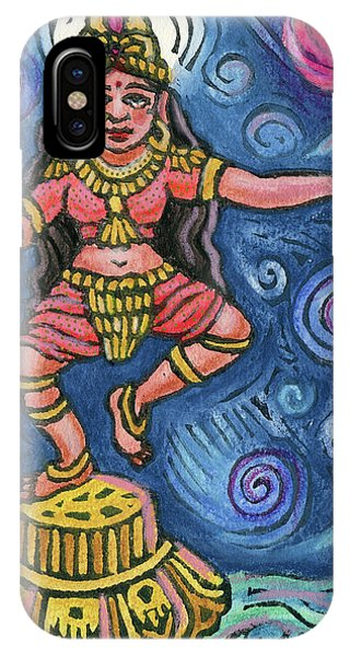 Dancing Parvati IPhone Case