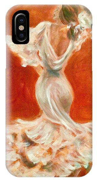 Dancing Senorita IPhone Case