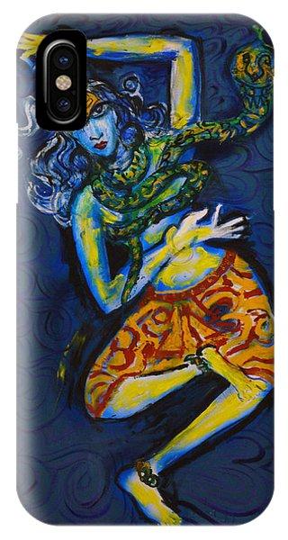 Dancing Shiva IPhone Case