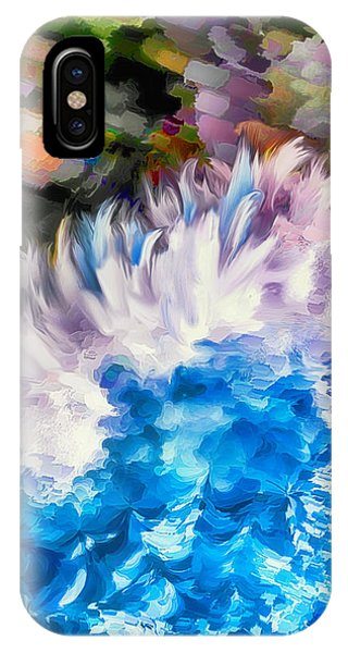 Dancing Swells IPhone Case