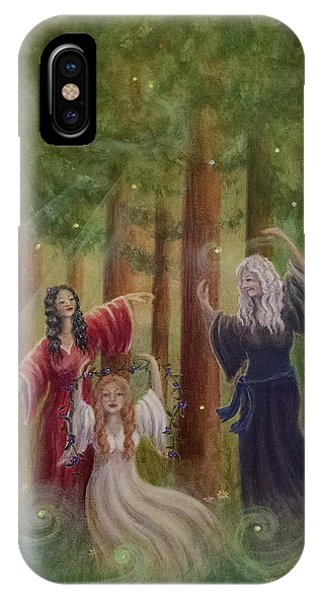 Dancing The World IPhone Case
