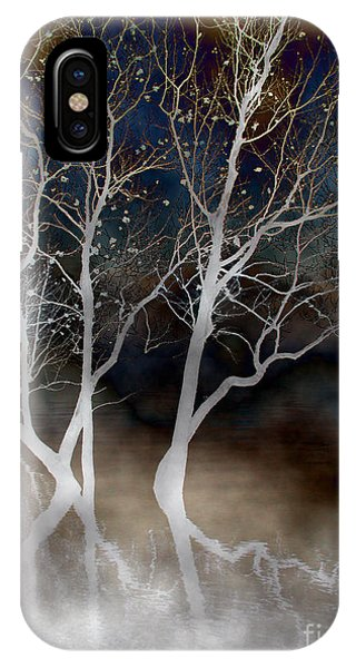 Dancing Tree Altered IPhone Case