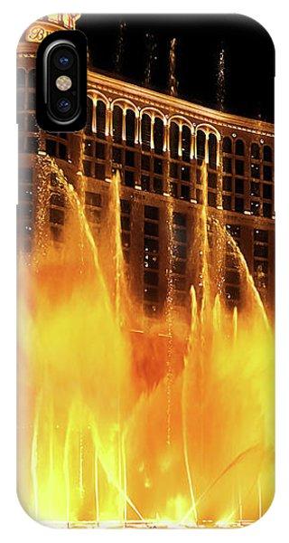 Dancing Water IPhone Case