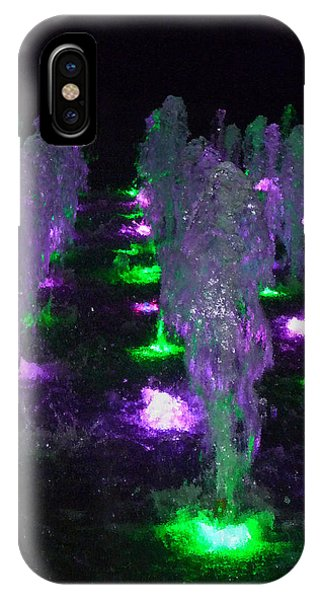 Dancing Waters No 3 IPhone Case