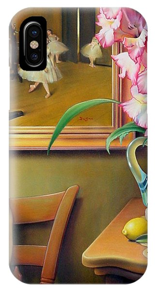 Dance iPhone Case - Dancing With Glads by Patrick Anthony Pierson