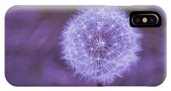 Dandelion Geometry IPhone Case