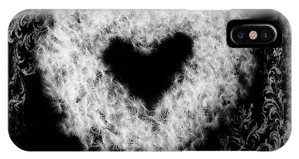 Dandelion Love IPhone Case